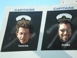 À quel capitaine feriez-vous confiance?