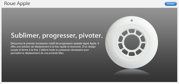 La Roue Apple